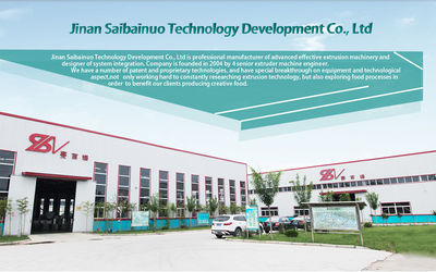 China Jinan Saibainuo Technology Development Co., Ltd company profile