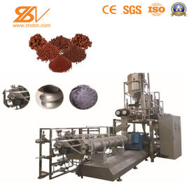 Ornamental Fish Feed Processing Line BV CE Certificated Complete