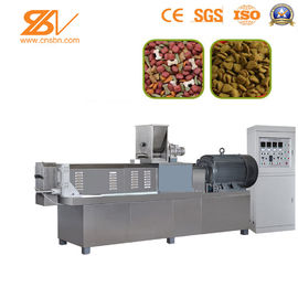 China Kibble Dried Dog Food Manufacturing Equipment , Dog Feeding Machine factory