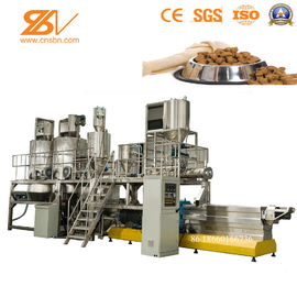 China Dry And Wet Dog Pet Food Extruder Machine 20 Years Experience Factory Offering factory