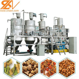 China Saibainuo Dry Kibble Dog Food Processing Machine Extruder Production Line factory