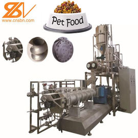 China 58-380 Kw Dog Food Machine Production Line 2-3t/H Saibainuo Dry Kibble factory