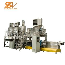 Good Quality Feed Extruder Machine & Industrial Animal Feed Processing Machine , Animal Feed Processing Equipment on sale