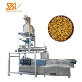 Good Quality Feed Extruder Machine & SLG70 Dog Food Machine , Dog Food Making Machine Double Screw Extruder on sale